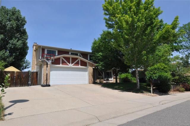 3295 S Fairplay Street, Aurora, CO 80014 (#9056431) :: Bring Home Denver