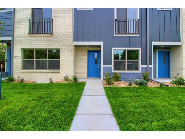 4420 E Bails Place, Denver, CO 80222 (#9056544) :: The Umphress Group