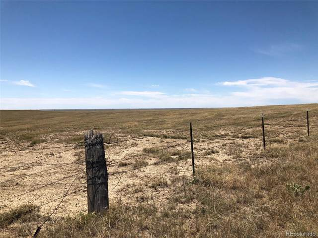 Lot 4 County Rd 2W, Hugo, CO 80821 (#9057108) :: Real Estate Professionals