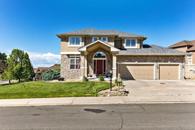 6903 Steeple Court, Parker, CO 80134 (#9057115) :: The HomeSmiths Team - Keller Williams