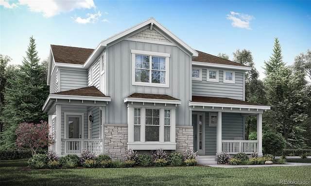 8381 Bijou Creek Avenue, Littleton, CO 80125 (#9057355) :: The Colorado Foothills Team | Berkshire Hathaway Elevated Living Real Estate