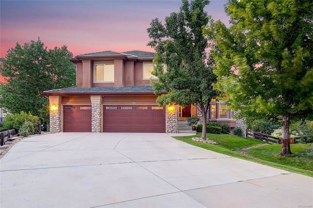 8515 S Newcombe Court, Littleton, CO 80127 (#9057435) :: The DeGrood Team