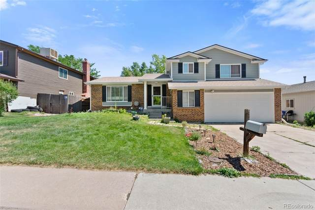 3885 S Andes Way, Aurora, CO 80013 (#9057445) :: The Gilbert Group