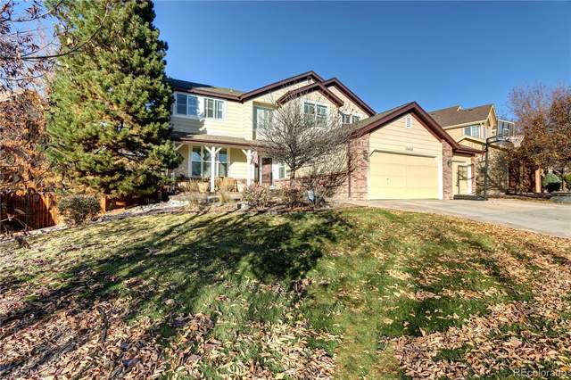 10458 Lions Path, Littleton, CO 80124 (#9057548) :: The Scott Futa Home Team