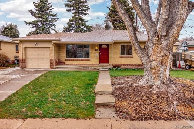 1415 S Fenton Street, Lakewood, CO 80232 (#9058189) :: The Peak Properties Group