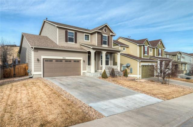 3051 Skyward Way, Castle Rock, CO 80109 (#9058404) :: Colorado Home Finder Realty
