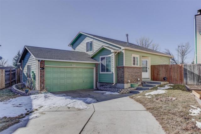 4054 E 131st Drive, Thornton, CO 80241 (#9058457) :: House Hunters Colorado