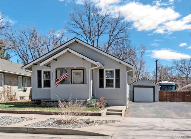 1119 N Franklin Street, Colorado Springs, CO 80903 (#9059085) :: Compass Colorado Realty