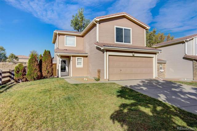 3829 Odessa Street, Denver, CO 80249 (MLS #9059192) :: 8z Real Estate
