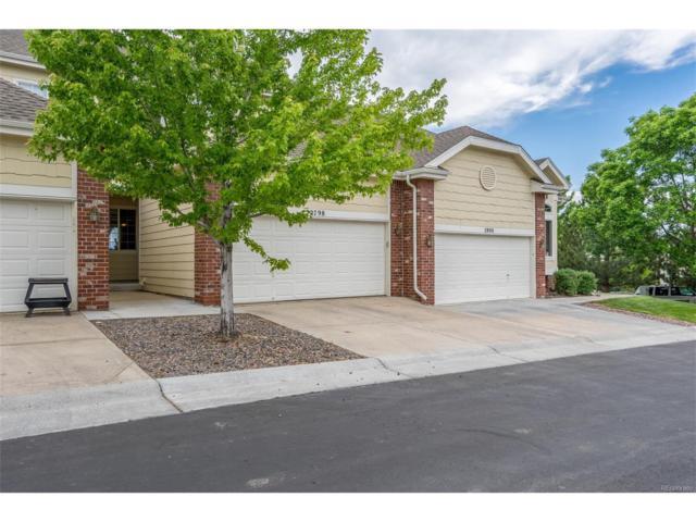 2798 Newport Circle, Castle Rock, CO 80104 (MLS #9059367) :: 8z Real Estate