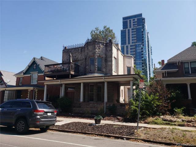 54 S Emerson Street #5, Denver, CO 80209 (#9059888) :: Chateaux Realty Group