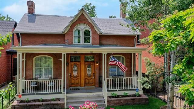 2736 N Curtis Street, Denver, CO 80205 (MLS #9060432) :: Find Colorado