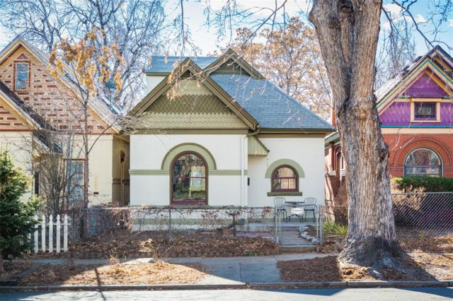 3230 W Hayward Place, Denver, CO 80211 (MLS #9060936) :: Bliss Realty Group