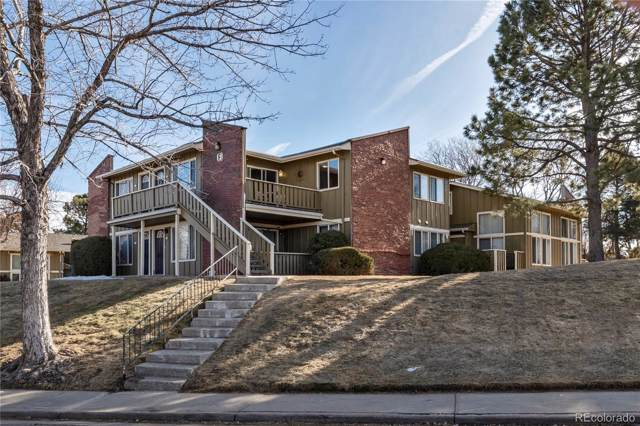 857 S Van Gordon Court F204, Lakewood, CO 80228 (#9061008) :: Relevate | Denver