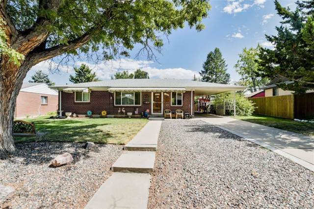 924 Ironton Street, Aurora, CO 80010 (#9061096) :: Bring Home Denver with Keller Williams Downtown Realty LLC