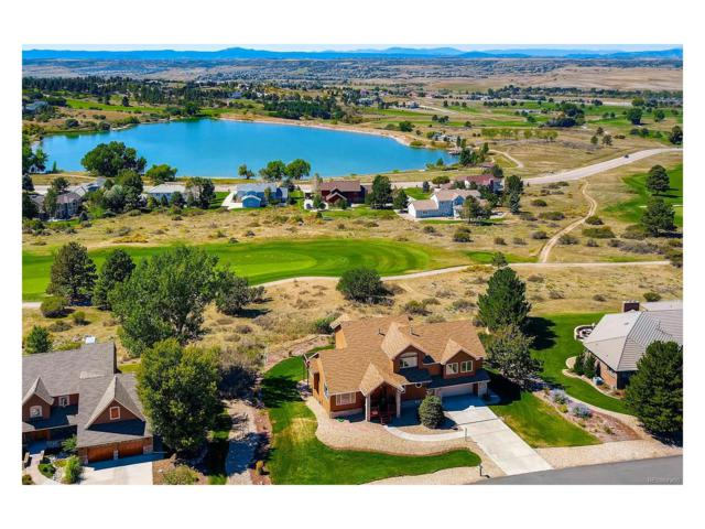 6293 Lakepoint Place, Parker, CO 80134 (#9061149) :: The Pete Cook Home Group