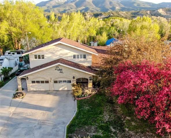 7300 W Us Highway 50 Highway, Salida, CO 81201 (#9061918) :: The DeGrood Team