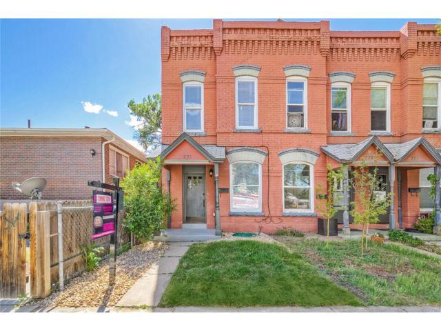 221 Inca Street, Denver, CO 80223 (#9061944) :: Thrive Real Estate Group