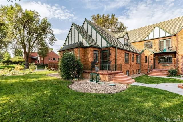 1401 N Dexter Street, Denver, CO 80220 (#9062174) :: Wisdom Real Estate