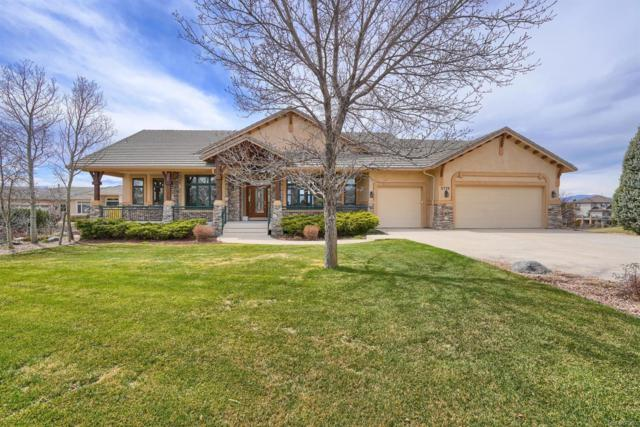 9770 Pinnacle Knoll Court, Colorado Springs, CO 80920 (MLS #9062405) :: Keller Williams Realty