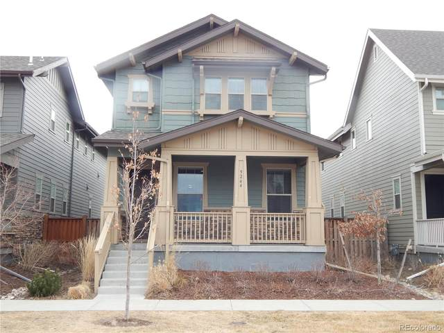 9244 E 52nd Drive, Denver, CO 80238 (#9062447) :: The Griffith Home Team
