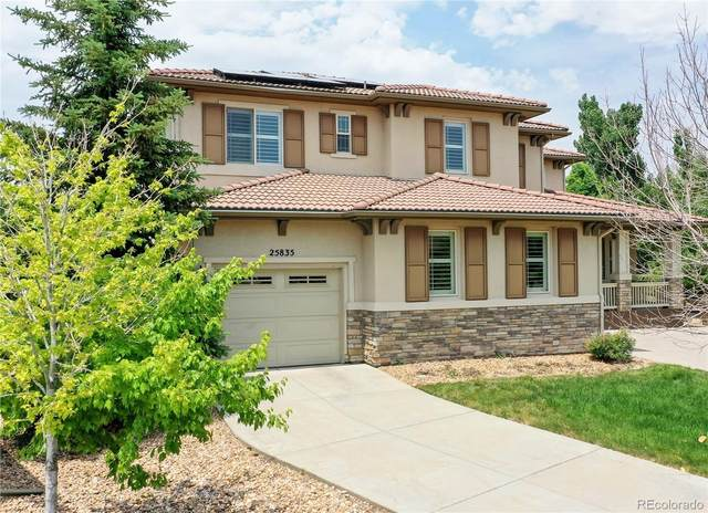 25835 E Dry Creek Place, Aurora, CO 80016 (#9062654) :: The DeGrood Team