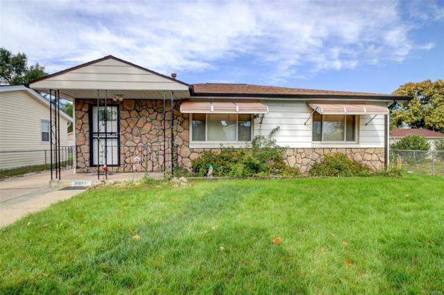6971 Niagara Street, Commerce City, CO 80022 (#9062814) :: The Griffith Home Team