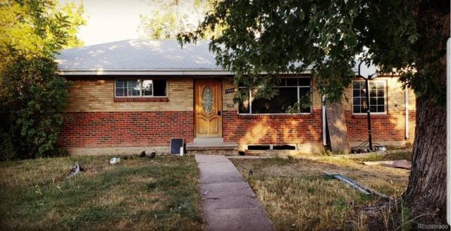 1460 S Wolcott Way, Denver, CO 80219 (#9063268) :: Sellstate Realty Pros