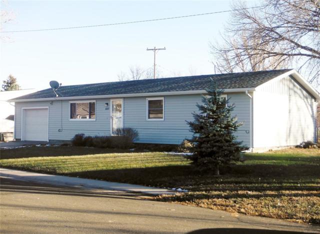 1085 6th Street, Limon, CO 80828 (#9063957) :: House Hunters Colorado