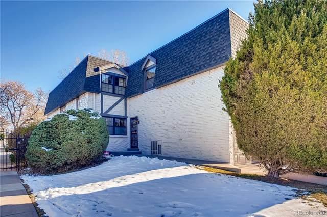 3544 S Ivanhoe Street, Denver, CO 80237 (MLS #9064186) :: Keller Williams Realty