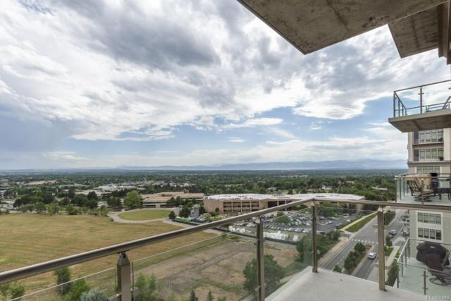 7600 Landmark Way 1202-2, Greenwood Village, CO 80111 (#9064245) :: milehimodern