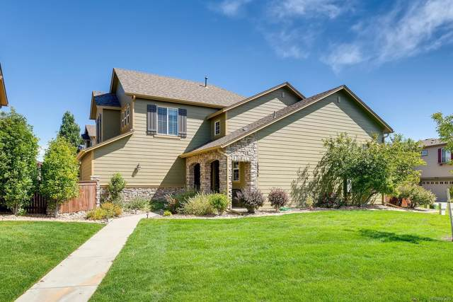 10554 Ashfield Street, Highlands Ranch, CO 80126 (MLS #9064369) :: 8z Real Estate