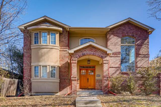 1510 S University Boulevard, Denver, CO 80210 (#9064416) :: Briggs American Properties