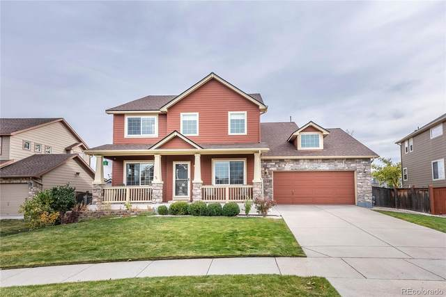 15720 E Buffalo Gap Lane, Parker, CO 80134 (#9064442) :: The HomeSmiths Team - Keller Williams