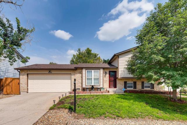 4345 E 93rd Drive, Thornton, CO 80229 (#9064625) :: House Hunters Colorado