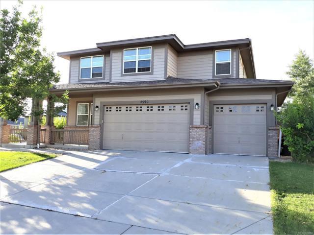 4592 E 138th Drive, Thornton, CO 80602 (#9064641) :: Mile High Luxury Real Estate