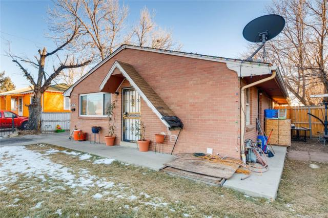 4622-4624 W 10th Avenue, Denver, CO 80204 (#9064991) :: The HomeSmiths Team - Keller Williams
