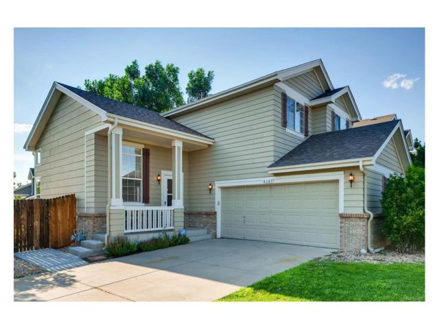4187 S Riviera Street, Aurora, CO 80018 (MLS #9065257) :: 8z Real Estate
