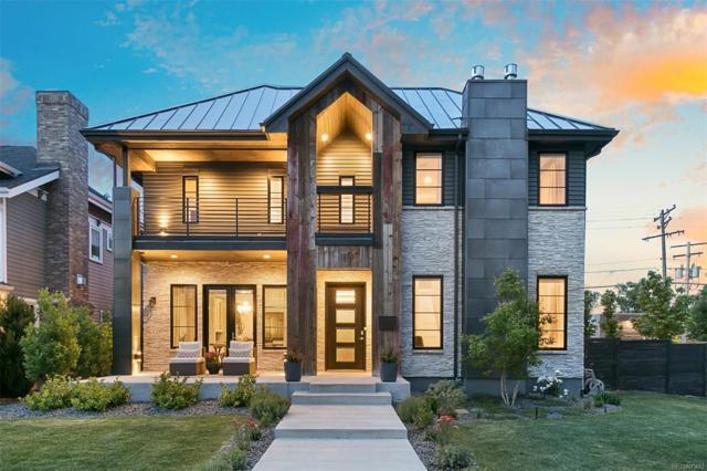 178 S Hudson Street, Denver, CO 80246 (#9065442) :: The Peak Properties Group