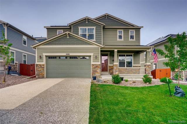 10081 Fort Worth Court, Parker, CO 80134 (#9065497) :: Berkshire Hathaway HomeServices Innovative Real Estate