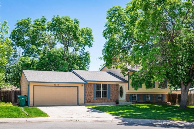 3288 S Dudley Court, Lakewood, CO 80227 (MLS #9065562) :: 8z Real Estate