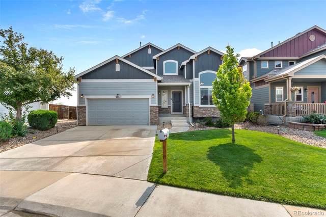 9824 Eagle Creek Circle, Commerce City, CO 80022 (MLS #9065807) :: 8z Real Estate