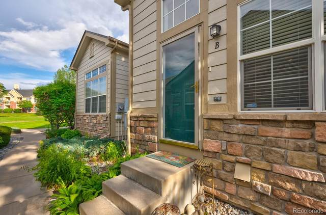 4128 S Crystal Court 13B, Aurora, CO 80014 (#9066215) :: The Heyl Group at Keller Williams