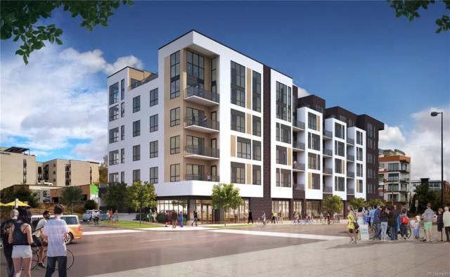 1735 Central Street #209, Denver, CO 80211 (#9066572) :: Real Estate Professionals