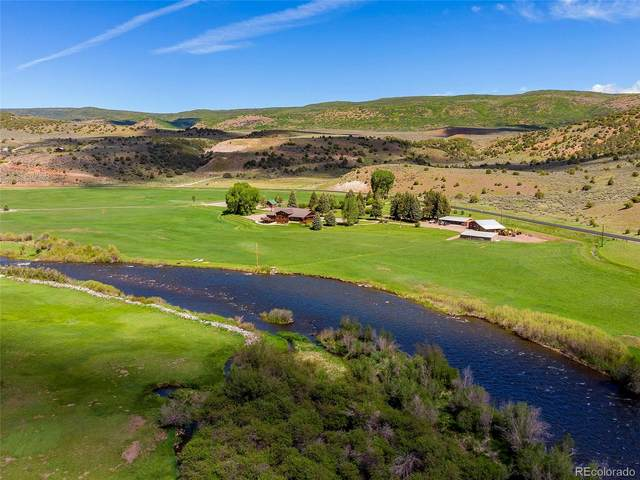 16064 County Road 8, Meeker, CO 81641 (#9066591) :: Chateaux Realty Group