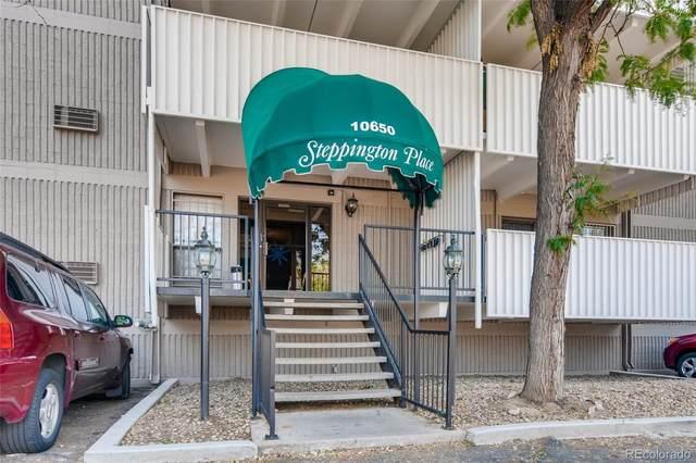 10650 E Tennessee Avenue #407, Aurora, CO 80012 (#9066599) :: Own-Sweethome Team