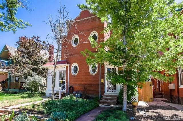 424 S Sherman Street, Denver, CO 80209 (MLS #9066878) :: 8z Real Estate