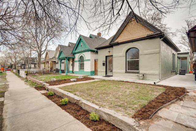3766 N Franklin Street, Denver, CO 80205 (#9067053) :: Compass Colorado Realty