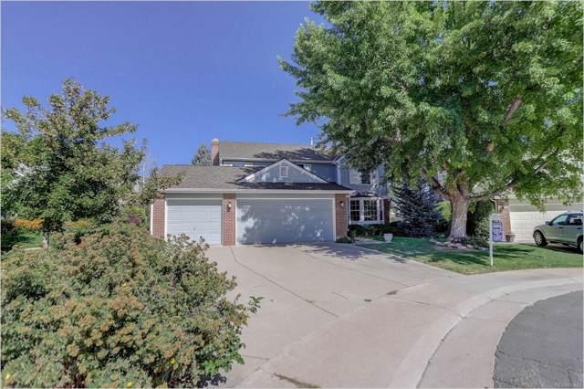 9633 W Cross Place, Littleton, CO 80123 (MLS #9067174) :: 8z Real Estate