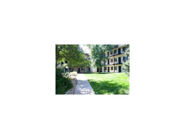 5875 E Iliff Avenue #315, Denver, CO 80222 (MLS #9067942) :: 8z Real Estate